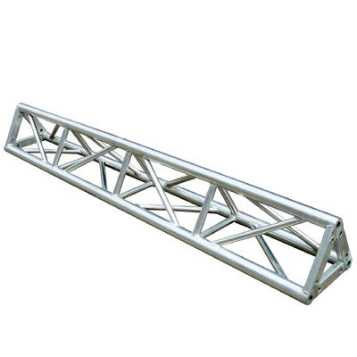 Aluminum Triangle Truss Corrosion Resistance , Stage Lighting Truss