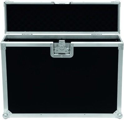 Black 9mm Plywood / Rack Flight Case With Wheels / Storage Cases for Light