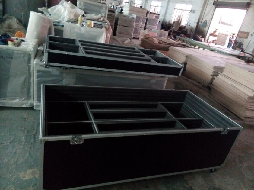 Heavy Duty Case Aluminum Tool Cases / 9mm , 10mm Plywood Case